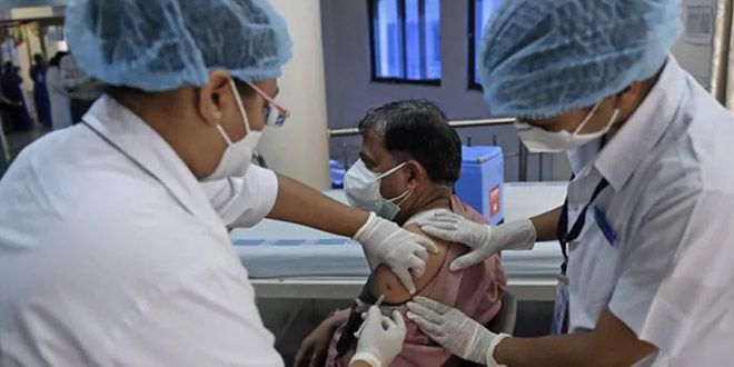 Post-Vaccination Breakthrough COVID-19 Infection Rate Very Small In India: Health Ministry