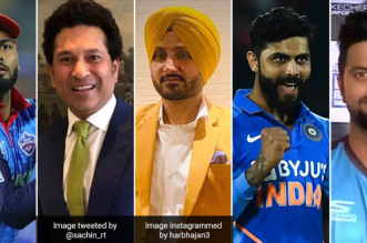 Coronavirus Crisis: Cricketers Urge Fans To Follow Guidelines On COVID-19 And Stay Safe Amid The Surging Cases