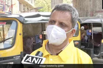 COVID Warrior: Mumbai School Teacher Drives Auto-Rickshaw To Ferry COVID-19 Patients For Free