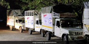 To Tackle COVID-19 Crisis In Maharashtra and Delhi, Anand Mahindra Launches 'Oxygen On Wheels' Initiative