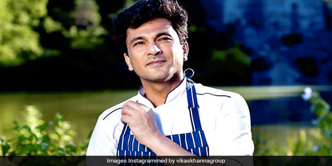 Chef Vikas Khanna Sends COVID-19 Emergency Relief Material To India