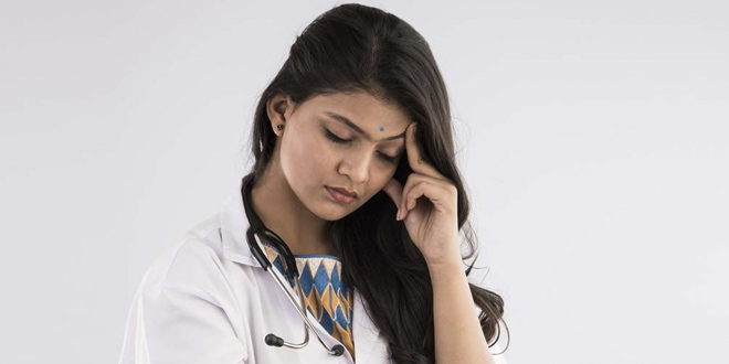 Doctors Open Up On Mental Agony Faced While Working During Second Wave Of COVID-19