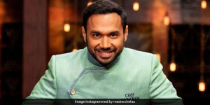 Celebrity Chef Saransh Goila's Nationwide Food Initiative Ensures COVID-19 Patients In Isolation Are Well-Fed