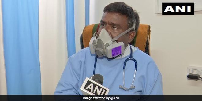 Coronavirus Warrior: Hyderabad Doctor Treats COVID-19 Patients For Just Rs. 10