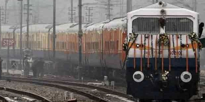 Railways So Far Delivered Over 21,392 Tonnes Of Liquid Medical Oxygen To 15 States