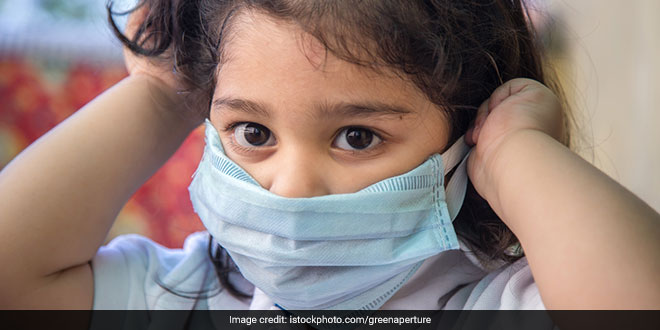 COVID-19 Infection Not Taken Serious Shape Among Children, Can Impact If Changes Nature: Dr VK Paul