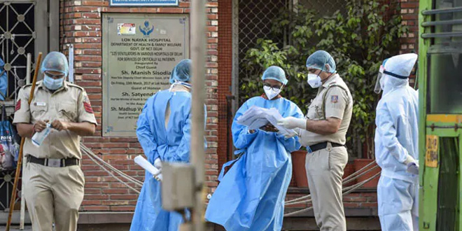 594 Doctors Died Of COVID In Second Wave Of Pandemic: Top Medical Body IMA
