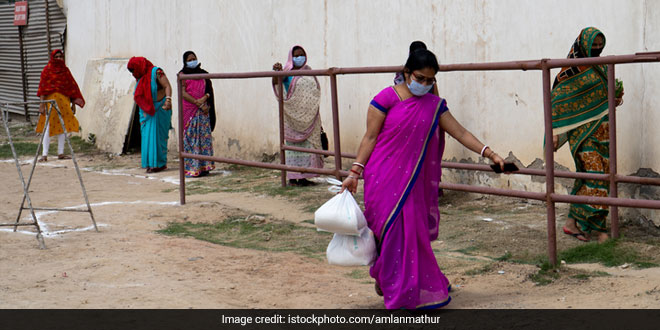 Centre Asks States To Issue Ration Cards To Most Vulnerable, Poor People