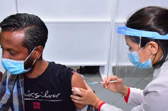 COVID-19: Indian Medical Workers Scale Mountains To Bring Vaccines To Remote Corners