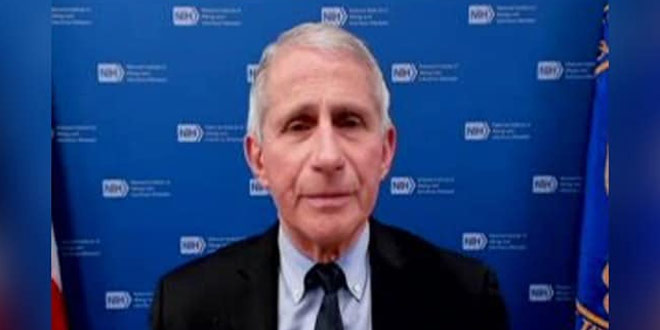 The most important thing for everyone is to get as many vaccines into people's arms as quickly as you possibly can: Dr Anthony Fauci