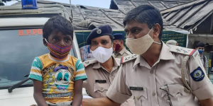 The Viral Video Boy From Dharamshala To Help Police Create Awareness About COVID-Appropriate Behaviour