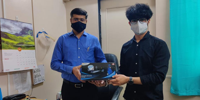 Student Innovator From Pune Develops 'Cool' PPE Kits For The Frontline Warriors Of COVID-19