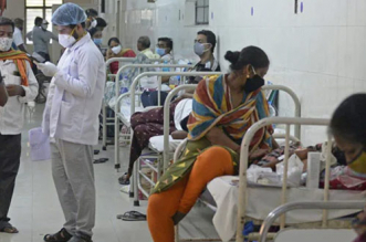COVID-19: No ICU Beds In 60 Per Cent Of District Hospitals In Assam