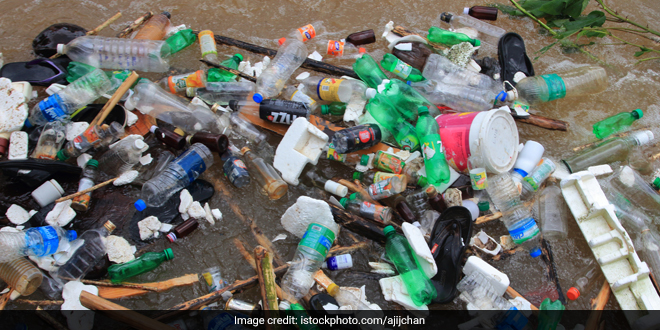 Over 34 Lakh Tonnes Of Plastic Waste Generated In Financial Year 2019-20: Government