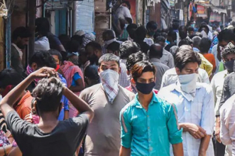COVID-19 Pandemic Could Explode Due To Crowding During Festive Season: AIIMS Doctor