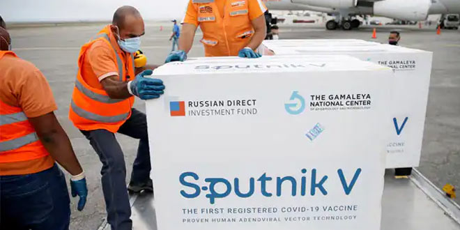Made In India Sputnik V To Be Available During September- October: Dr Reddy's