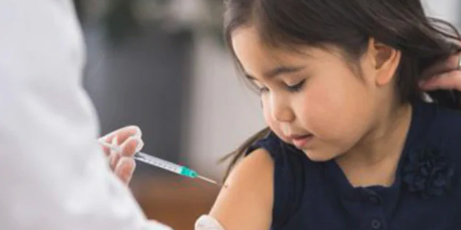 India Achieved 99 Per Cent Coverage Of DPT3 Vaccine In 2021 Amid COVID Pandemic: WHO