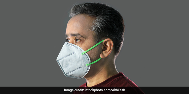 Study Supports Widespread Use Of Better Masks To Combat COVID-19 Indoors