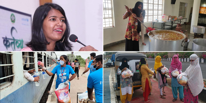 Meet 24-Year-Old Asma Khan Who Is Leading The Youth Of Madhya Pradesh To Rise Up To Meet The Challenges of COVID-19 Pandemic