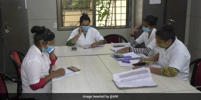 Surat Municipal Corporation Begins 'Knock The Door' Campaign For COVID Vaccination Awareness