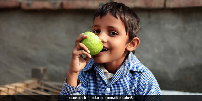 The Poshan Maah aims to highlight the importance and role of the right nutrition for the human body