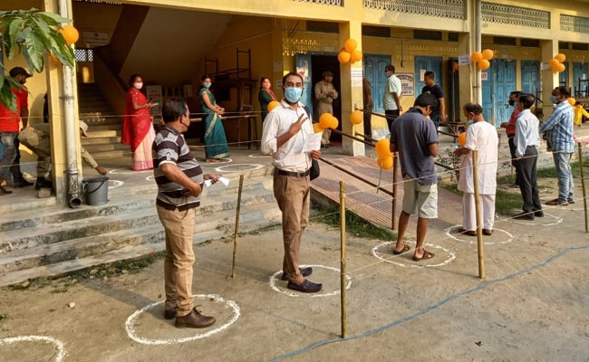 Assam has inoculated over 1.72 crore people to date, of whom 30,77,059 have received both doses