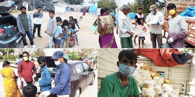 नौ साल से रोजाना हजारों भूखे लोगों को मुफ्त खाना दे रहा हैदराबाद का यह टैकी कभी बाल मजदूर था...