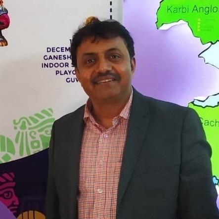 Dr Sujeet Ranjan