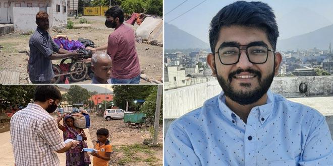 गुजरात के दीपेन गढ़िया ने कोविड की दूसरी लहर के दौरान कुछ यूं किया सोशल मीडिया का इस्तेमाल
