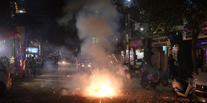 Delhi Government Bans Storage, Sale, Use Of Firecrackers During Diwali