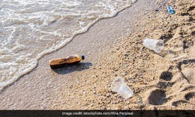 International Coastal Cleanup Day Observed By Indian Coast Guard