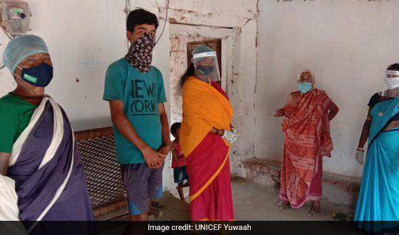 फ्रंटलाइन वर्कर्स से प्रेरित ओडिशा के कोविड योद्धा ने महामारी के खिलाफ लड़ाई में लिया हिस्सा