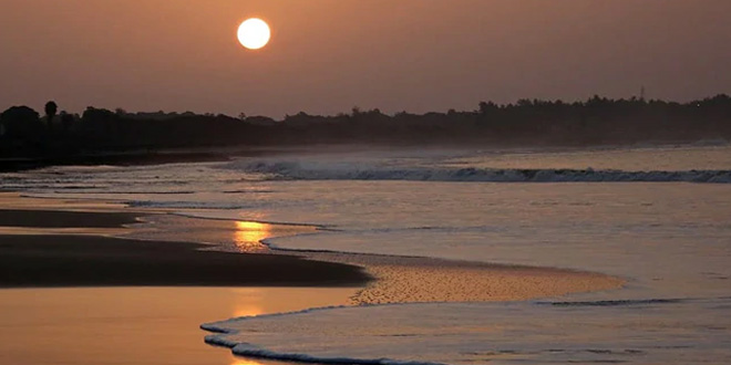 Two Indian Beaches In Tamil Nadu And Puducherry Receive 'Blue Flag' Certification