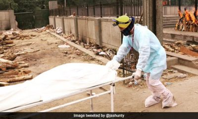 Meet The Man Who Cremated Over 4,000 Bodies During The COVID-19 Pandemic