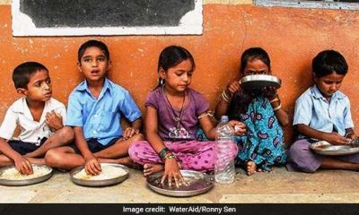 Mid-Day Meal Scheme Renamed As PM-POSHAN, Extended To Pre-Schools