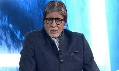 Campaign Ambassador Amitabh Bachchan Kicks Off Banega Swasth India Season 8
