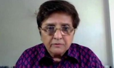 Cleanliness And Health Are Two Sides Of The Same Coin Kiran Bedi