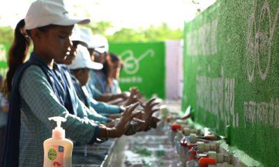 dettol school education programme hygiene corner