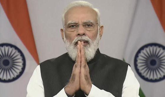 PM Modi lauds India's COVID-19 vaccination journey