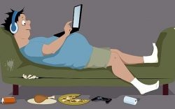 couch potato health matters