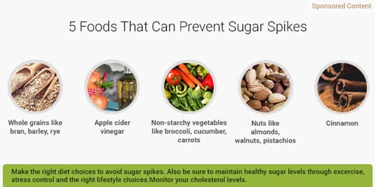 decrease sugar in diet