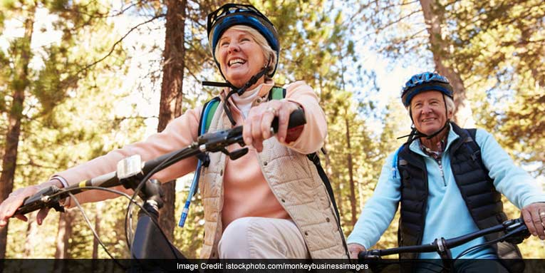 People high on life skills such as determination, emotional stability and optimism are more likely to experince a range of health benefits in old age