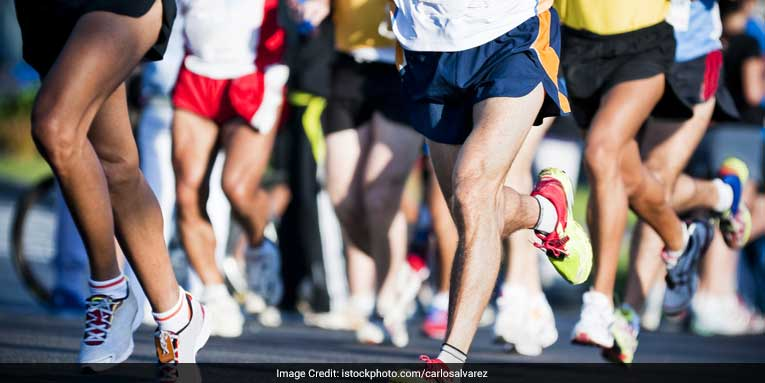 Running a Marathon associated with superior mental health: Experts