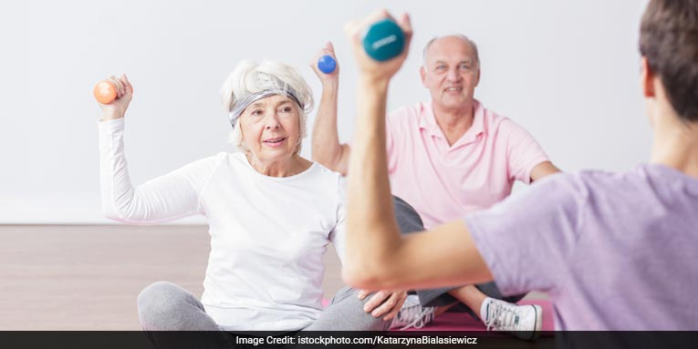 Try some easy exercises to stay fit post 60
