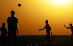 Ball Games Can Boost Bone Health In School Children