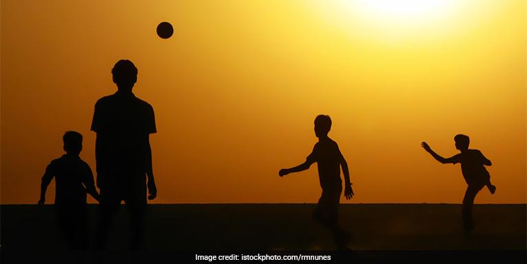 Ball Games Can Boost Bone Health In School Children